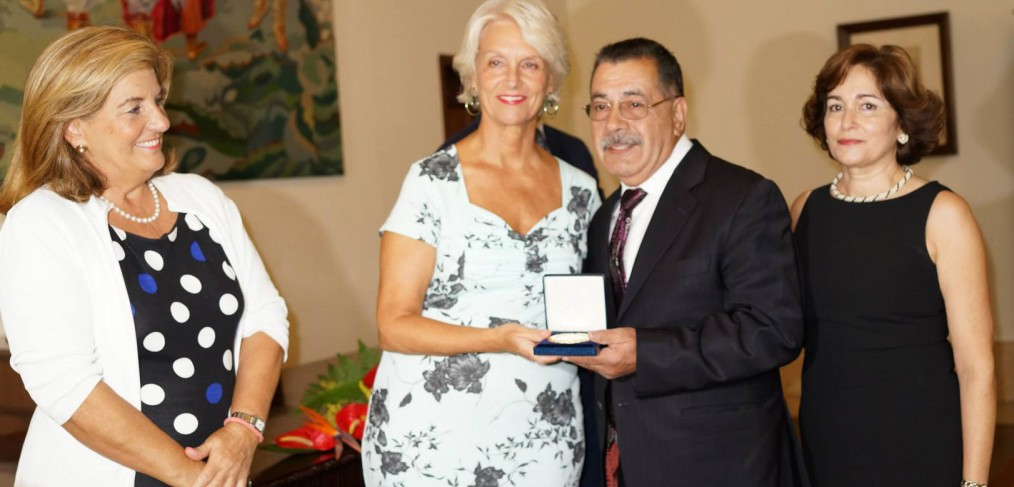 Casa da Madeira awarded Gold Category Metal of Merit